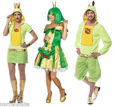 Frosch Kostüme (Froschkönigin Kleid Kostüm Froschkönig Frosch Märchen Froschkleid Froschkostüm)
