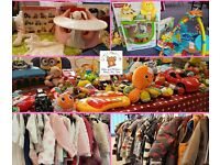 Little Monsters Wellington Baby and Children's Nearly New Sale