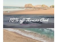 Spain Save 10% on Thomas Cook Packages