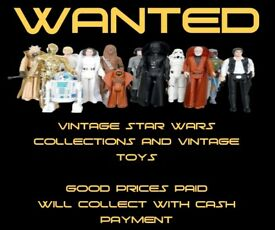 Want to buy action man Star Wars TMNT Mego He-man Cash waiting