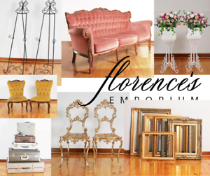 Wedding and Event Hire - Vintage & Unique Furniture and Decor
