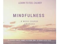 Mindfulness 8 week course