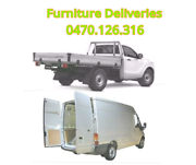 7 am To 7pm Furniture Deliveries 7 Days service Tempe Marrickville Area Preview