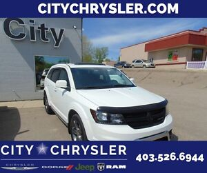 2015 Dodge Journey Crossroad AWD 7 Passenger with DVD