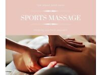Sports massage and assesssments