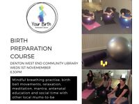 MummyNatal Birth Preparation Course for Mums-to-Be