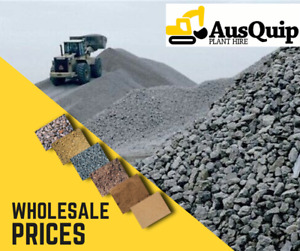 ROADBASE, GRAVEL, RECYCLED ASPHALT PROFILES, SAND & SOIL SUPPLIES Helensvale Gold Coast North Preview