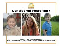 Foster Carers Needed! - Sutton, London - Get Up To £650 Per Week