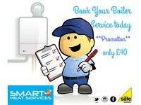 PROMOTIONAL OFFER ** DISCOUNTED BOILER SERVICE. £40 p/ All boiler services with certificate.