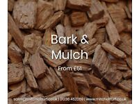 Play Bark and Bark Mulch, Scotland - £51.55