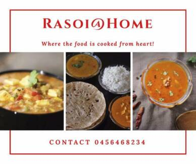 Rasoi@Home - Indian Tiffin Service