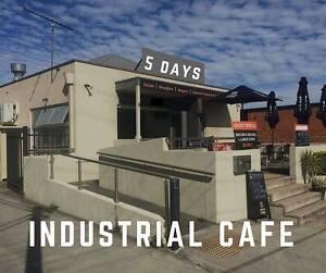 5 DAY CAFE - PEAKHURST INDUSTRIAL PRECINCT Peakhurst Hurstville Area Preview