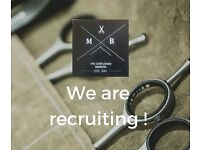 Part-Time Barber Wanted!