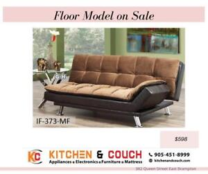 GET MORE DISCOUNT FOR FLOOR MODEL FURNITURE | SOFA BED CANADA (IF2350)