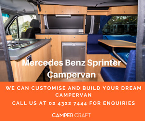 Campervan & Motorhome Conversions West Gosford Gosford Area Preview