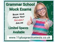 11+ Practice Tests Cheltenham Mock Exams (2018 Grammar School Entrance Exams)