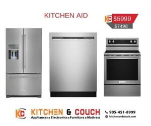 3pcs. KitchenAid Appliances Package best deal (KAID1)