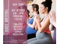Antenatal classes with the Daisy Foundation Midlothian