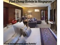 Find Cheap Hotels in Singapore