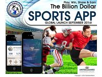 THIS WILL GO VIRAL - NEW INTERACTIVE SPORTS APP...