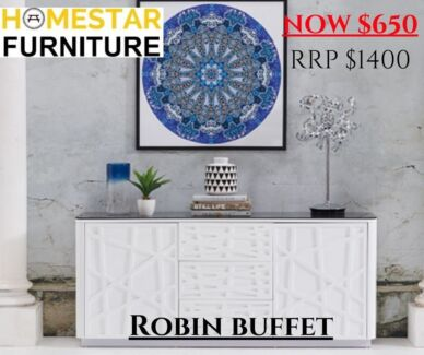 Robin Series,Coffee/Lamp Table,Buffet,Entertainment Unit