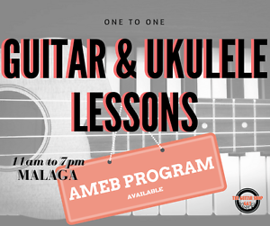 GUITAR AND UKULELE LESSONS Perth Perth City Area Preview