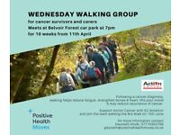 Belvoir Forest Park walking Group