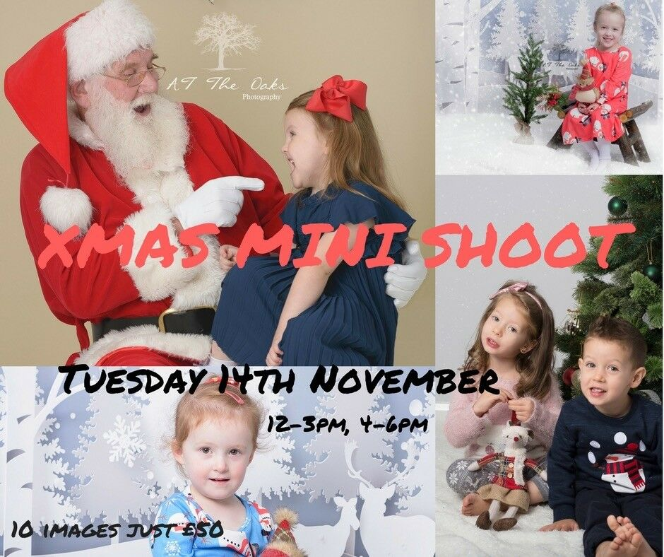 Children's Mini Xmas Shoots