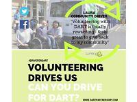Volunteer Drivers URGENTLY Needed