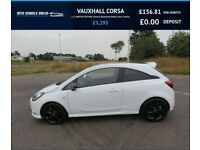 VAUXHALL CORSA 1.4 LIMITED EDITION,2015,1 Owner,Bluetooth,DAB,Cruise Control,54mpg,Very Clean