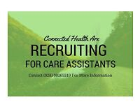 COMMUNITY CARE ASSISTANTS