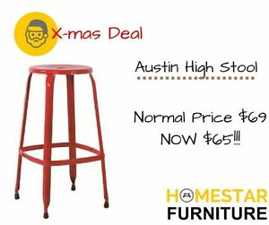 Austin HIGH Stool X-mas Sale Original $99 Now $65 Sydney City Inner Sydney Preview