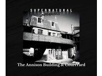 Former Annison Funeral Parlour - Ghost Hunt - Paranormal Investigation