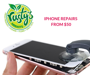⚡️CAIRNS IPHONE REPAIRS at RUSTY'S MARKET⚡️