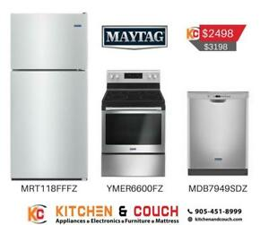Maytag Appliance Package   Appliance Deals (MAY403)