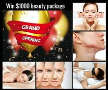Win $1000 Customized beauty package Bundall Gold Coast City Preview