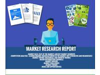 WORK WANTED: I can Produce a detailed market research & competitor analysis report