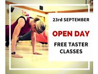 Looking for group classes to Improve Fitness, Tone Up and Feel Better?