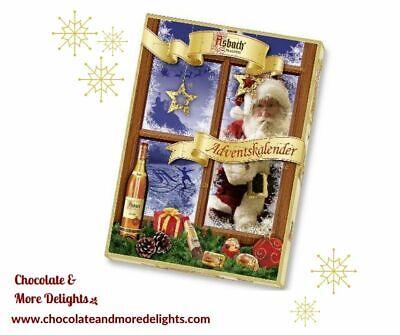 5 x Asbach Liquor Filled Brandy Chocolate Advent Calendar