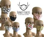 Hippe mondkapjes van FANCY FACES by Dr. Eline Louise