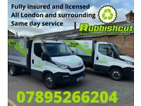 NW4 Fully Licensed Same Day Service - Rubbish House Clearance - Waste Disposal - Junk Removal