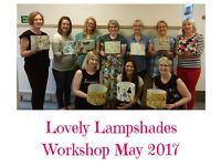 Up-cycling workshops & Craft classes