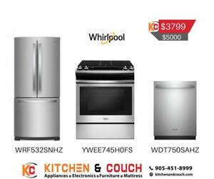 Whirlpool Appliance Bundle Deal  (WRL401)