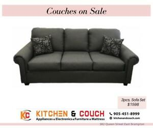SOFA FOR SALE TORONTO | CHEAP COUCHES TORONTO (LT2350)