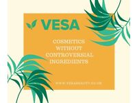 Cosmetics without controversial ingredients