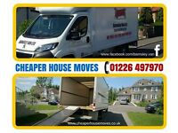 Local House Moves From £50 Per Removal Van Load!!