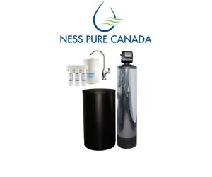 Water Softener, Filtration & Reverse Osmosis