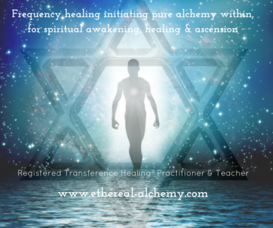 Ethereal Alchemy - Frequency Healing & Ascension Facilitator