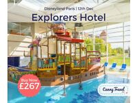 SAVE ON THE CURRENT PRICE 3 Night stay in Explorer Hotel Paris