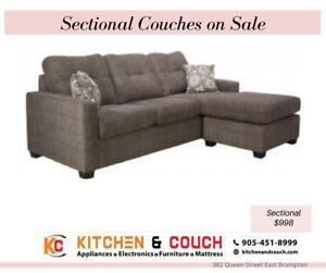 SMALL SECTIONAL SOFA CANADA | CHEAP SECTIONAL COUCH (AC2356)